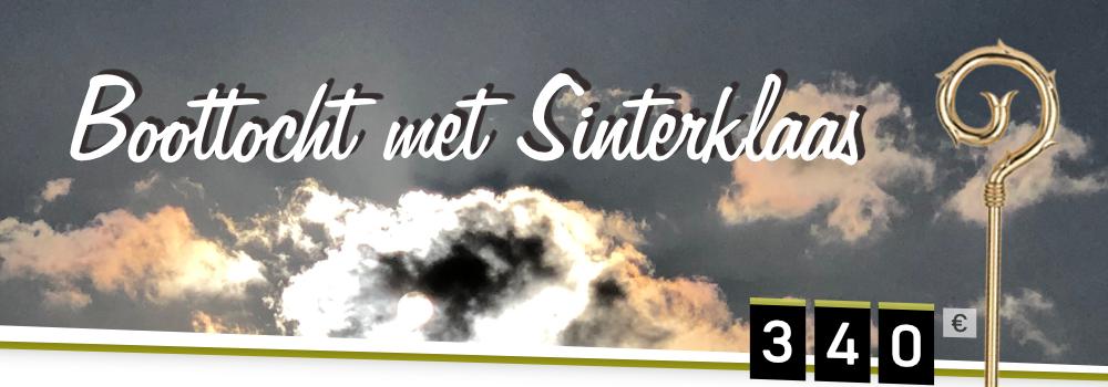 Boottocht met Sinterklaas