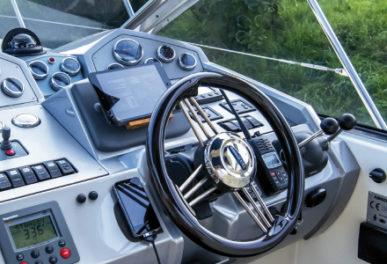 Zelf varen met een luxe-jacht